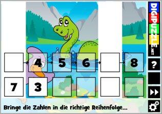 Kindergarten Spiele Digipuzzle Net