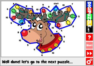 Christmas games | Digipuzzle net