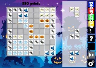 Box Puzzle - Halloween