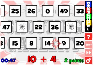 Shooting Gallery - Math