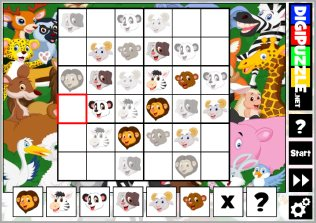 Educational games and puzzles | Digipuzzle net