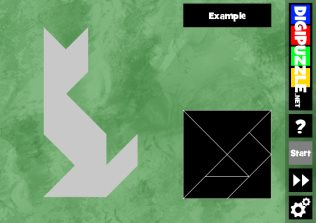 Tangram - Animals