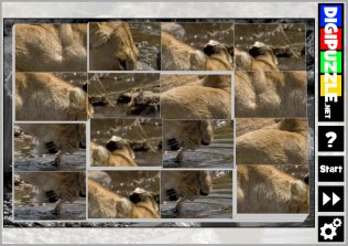 Animal Puzzle Games | Digipuzzle net