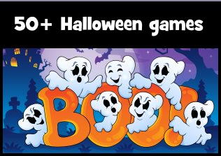 Click here for 40+ Halloween games