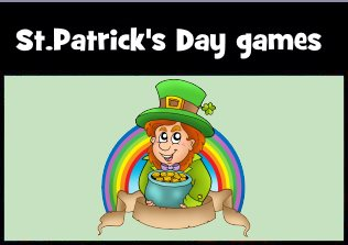 Click here for St.Patricks Day games