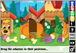 Kids Puzzle Games | Digipuzzle net