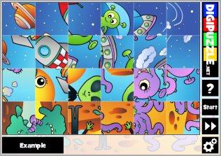 Kids Puzzle Games Digipuzzle Net