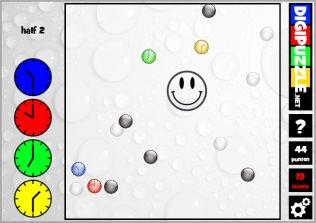 Betere Klokkijken oefenen spelletjes voor de basisschool   Digipuzzle.net QX-94